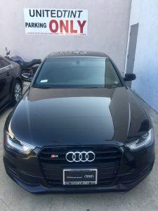 Audi S4 Tints