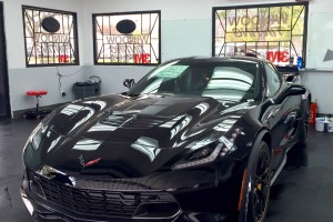 Corvette Window Tints